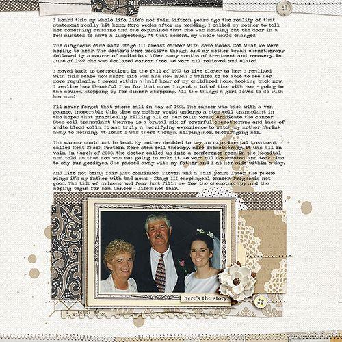here's the story | Celeste Smith
