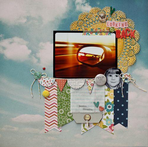 Looking Back | Diane Payne