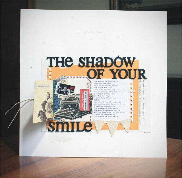 The Shadow of Your Smile | Alexandra Sirugue-McLeod