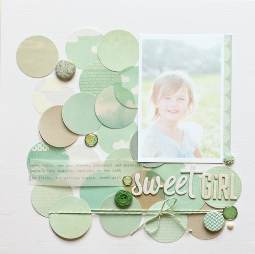 Sweet Girl | Katie Ehmann