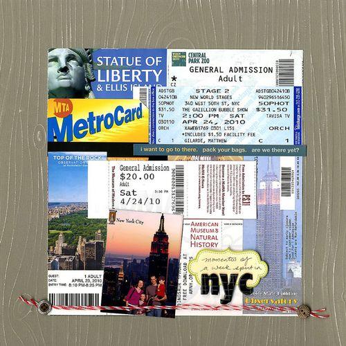 NYC | Paula Gilarde