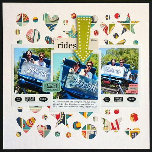 Rides | Vivian Masket