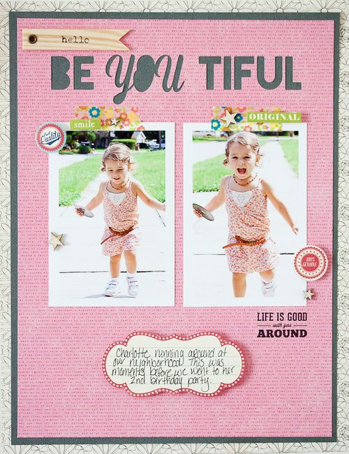 be-YOU-tiful | Teka Cochonneau