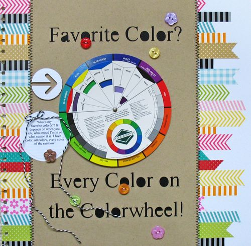 Favorite Color? | Kathy Martin