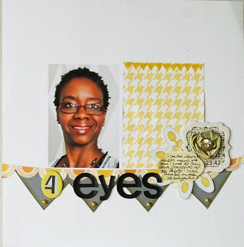 4 Eyes | Francine Clouden