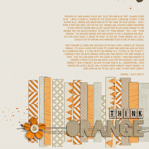 Think Orange | Celeste Smith