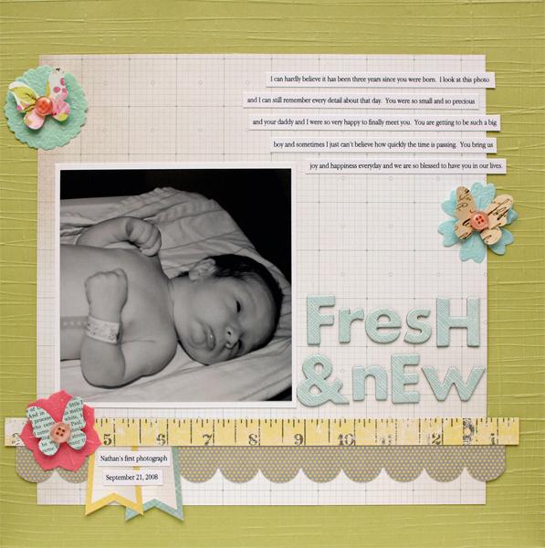 Fresh & New | Donna Jannuzzi