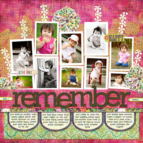And I Remember When | Ann Costen