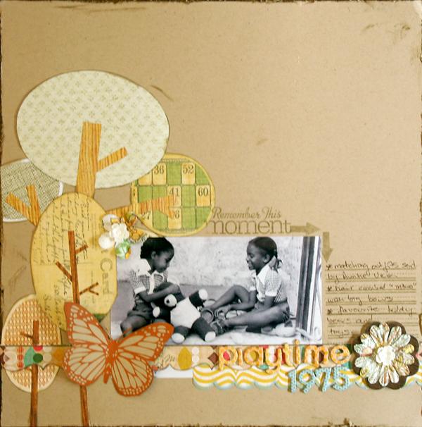Playtime 1975 | Francine Clouden