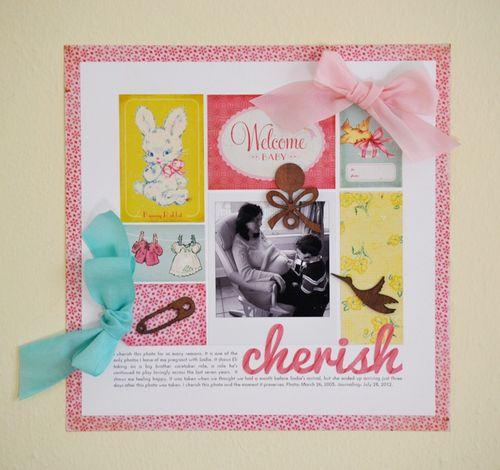 Cherish | Vivian Masket