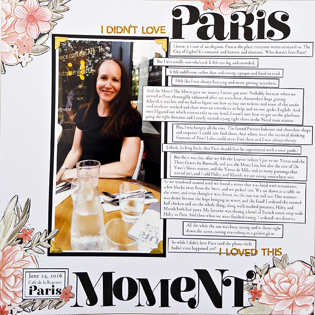 "I Didn't Love Paris</br><span style=""font-size: 8pt;"">by</span> Amy"