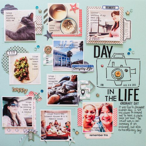 Day In The Life | Christine Newman