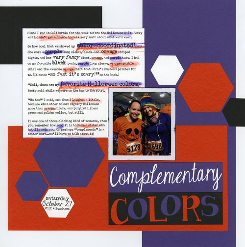 Complementary Colors | Amy Sorensen