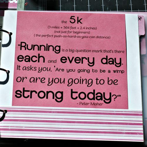 Run Like a Girl | Amy Sorensen