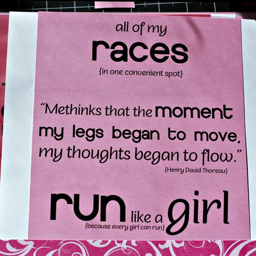 Run Like a Girl | Amy Sorensen