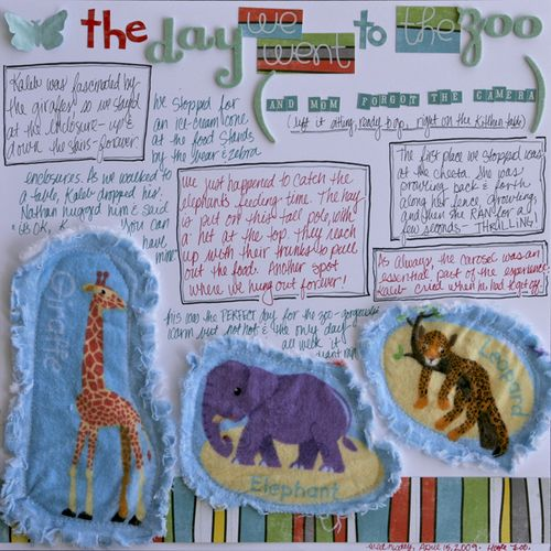 Zoo | Amy Sorensen