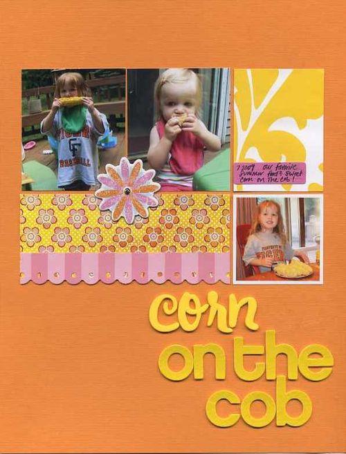 Corn on the Cob | Erin Sweeney