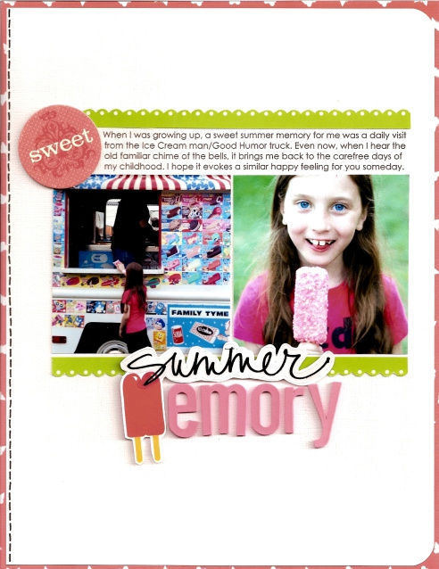 Summer Memory | Jody Wenke