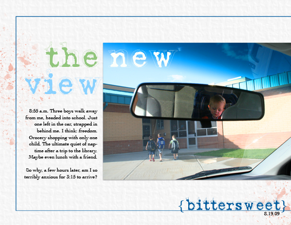 The New View | Autumn Baldwin