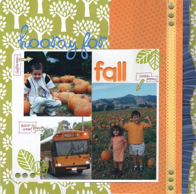 Hooray For Fall | Lain Ehmann