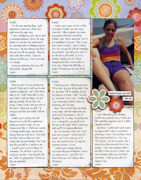 Notes From My BFF | Rachel Gainer