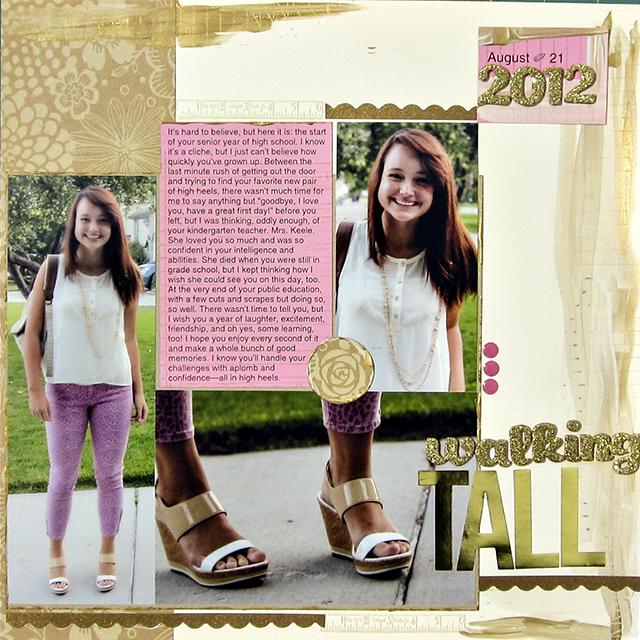 Walking Tall | Amy Sorensen
