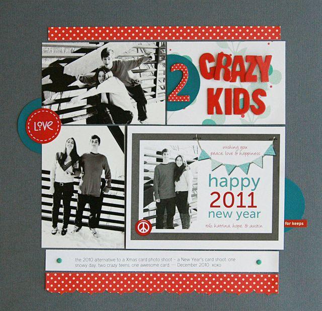 2 Crazy Kids | Katrina Simeck