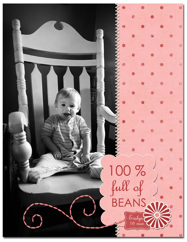 Full of Beans | Cheryl Overton