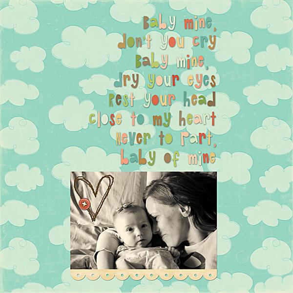 Baby Mine | Aly Dosdall