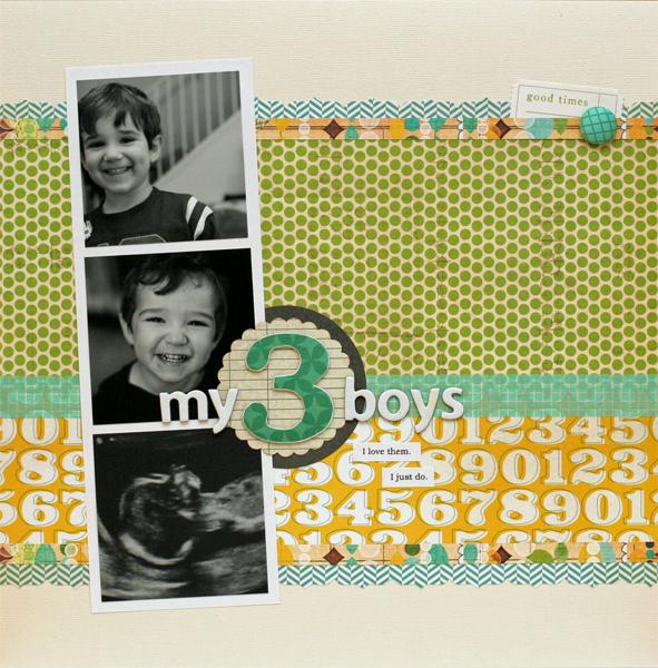 My 3 Boys | Donna Jannuzzi
