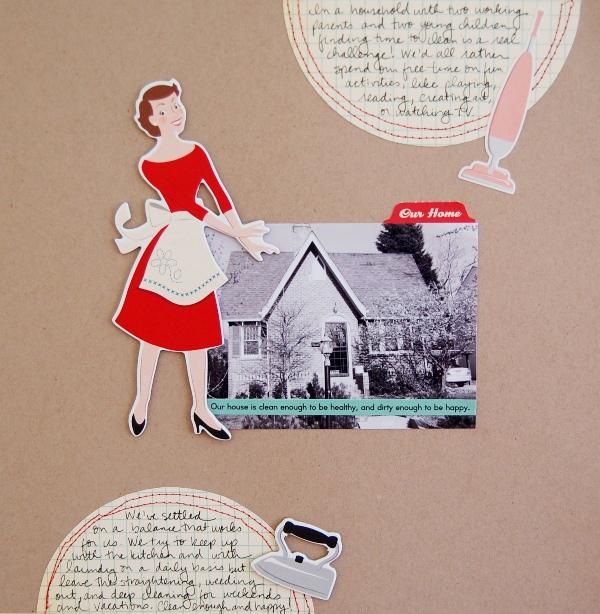 Our Home | Vivian Masket