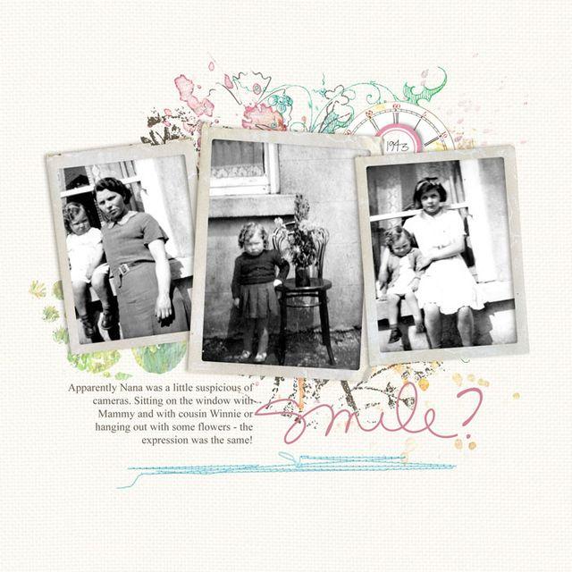 Smile | Paula Gilarde