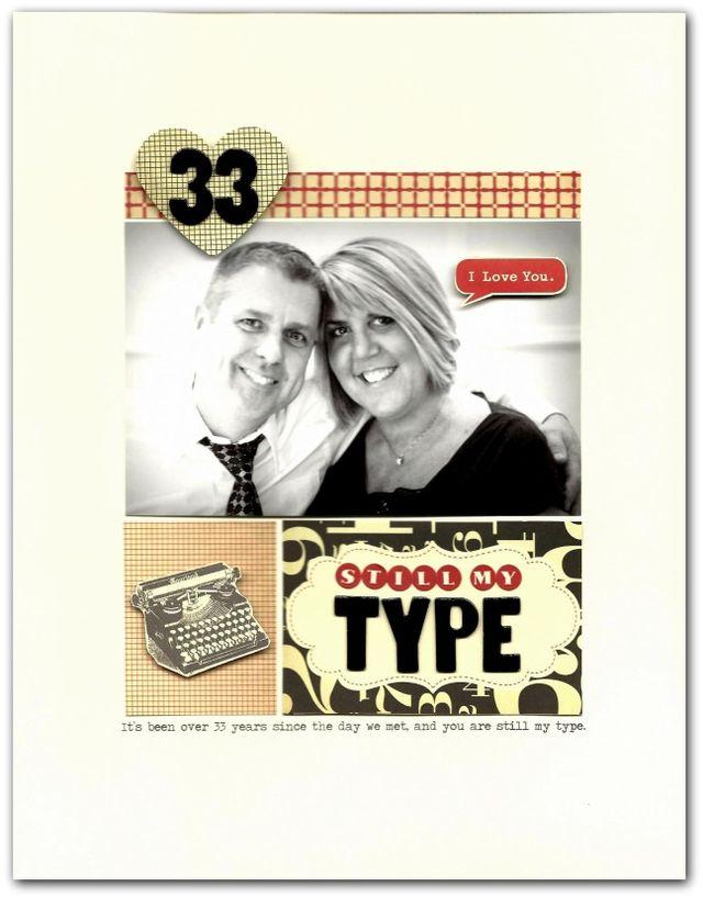 Still My Type | Jody Wenke
