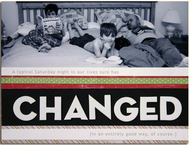 Changed | Cheryl Overton