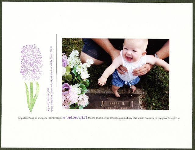 Hyacinthe | Elizabeth Dillow