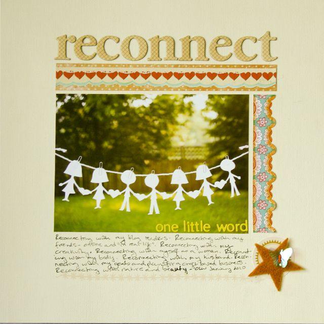 Reconnect | Francine Clouden