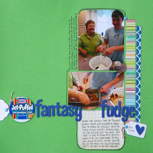 Fantasy Fudge | Wendy Smedley