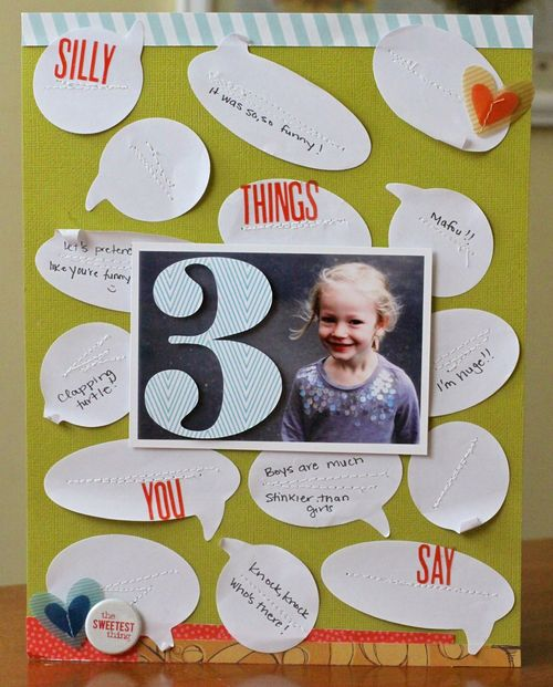 Silly Things You Say | Emily Spahn