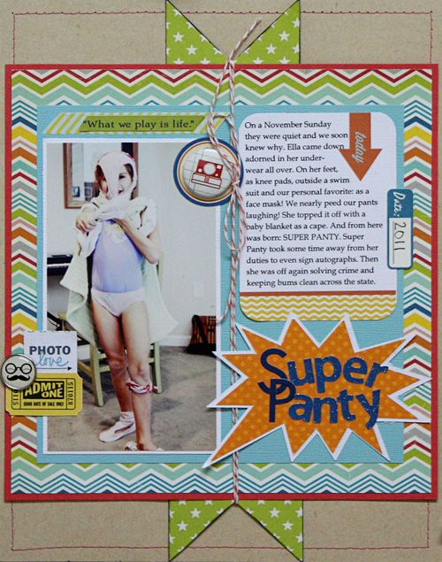 Super Panty I Christa Paustenbaugh