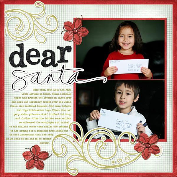 Dear Santa | Ann Costen