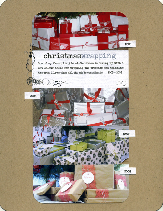 Christmas Wrapping | Jody Dent-Pruks