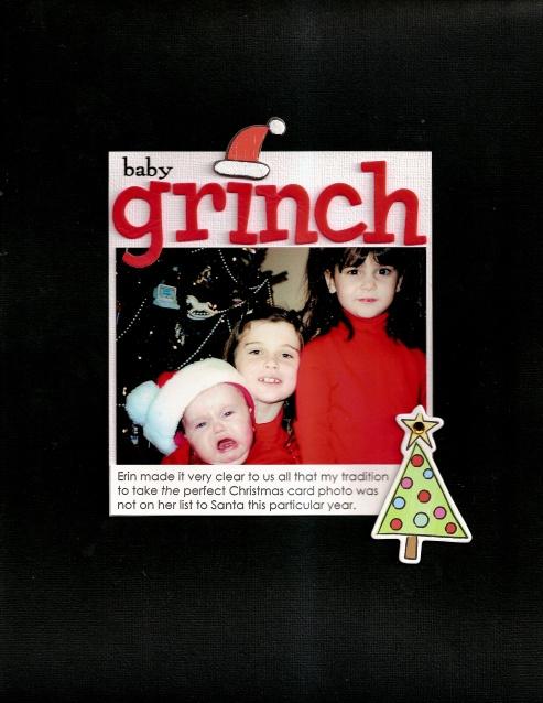 Baby Grinch | Jody Wenke