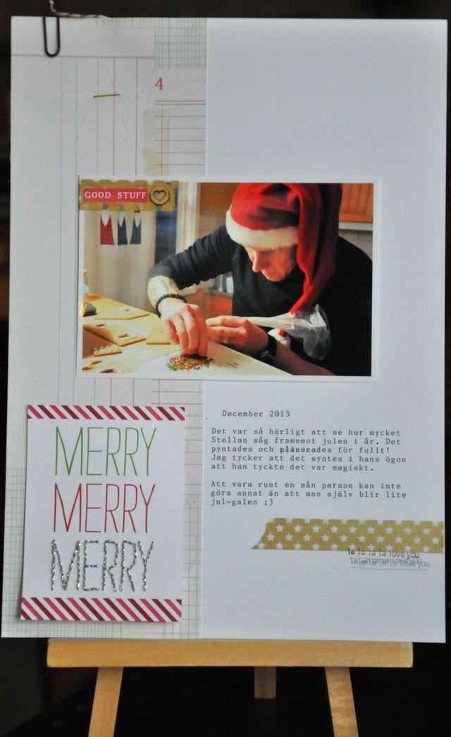 Merry Merry Merry | Lisa Borbély