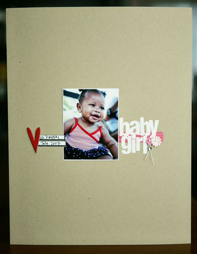 Baby Girl | Tina Cockburn