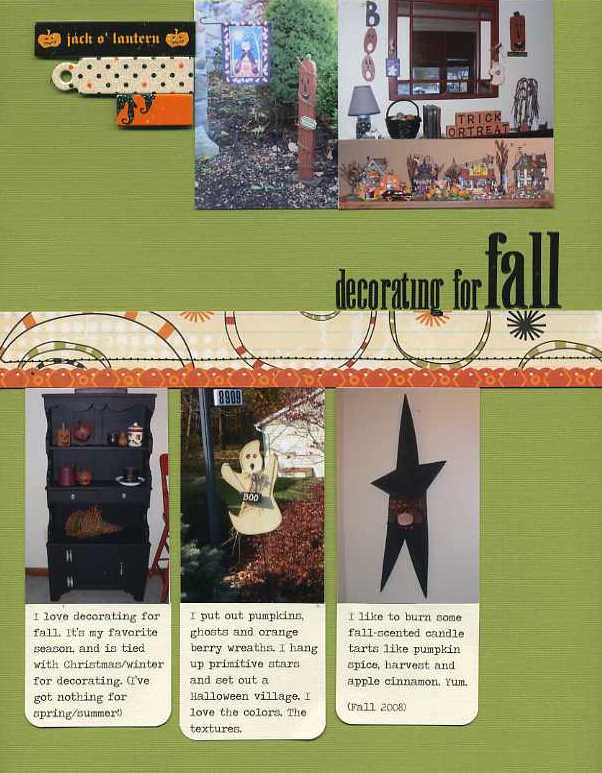 Decorating for Fall | Erin Sweeney