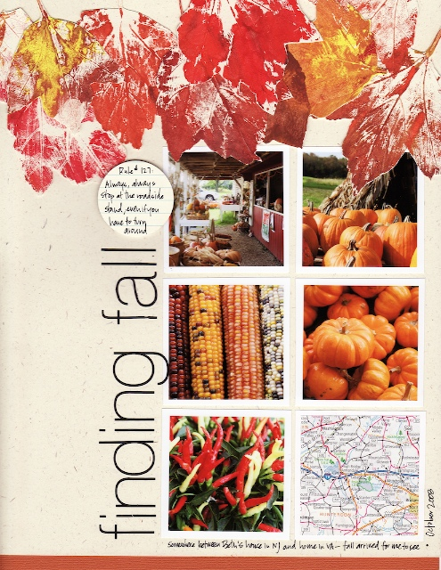 Finding Fall | Elizabeth Dillow