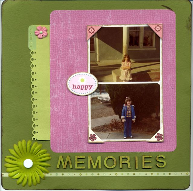 Happy Memories | Carolyn Jolley