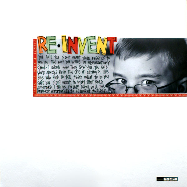 Re-Invent | Emily Pitts