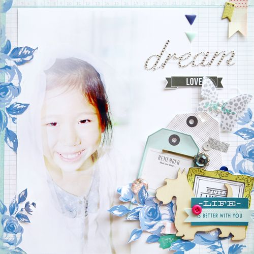 Girl's Dream | Jina Jean