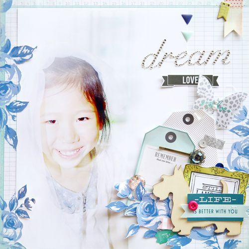 Girl's Dream | Jina Jean
